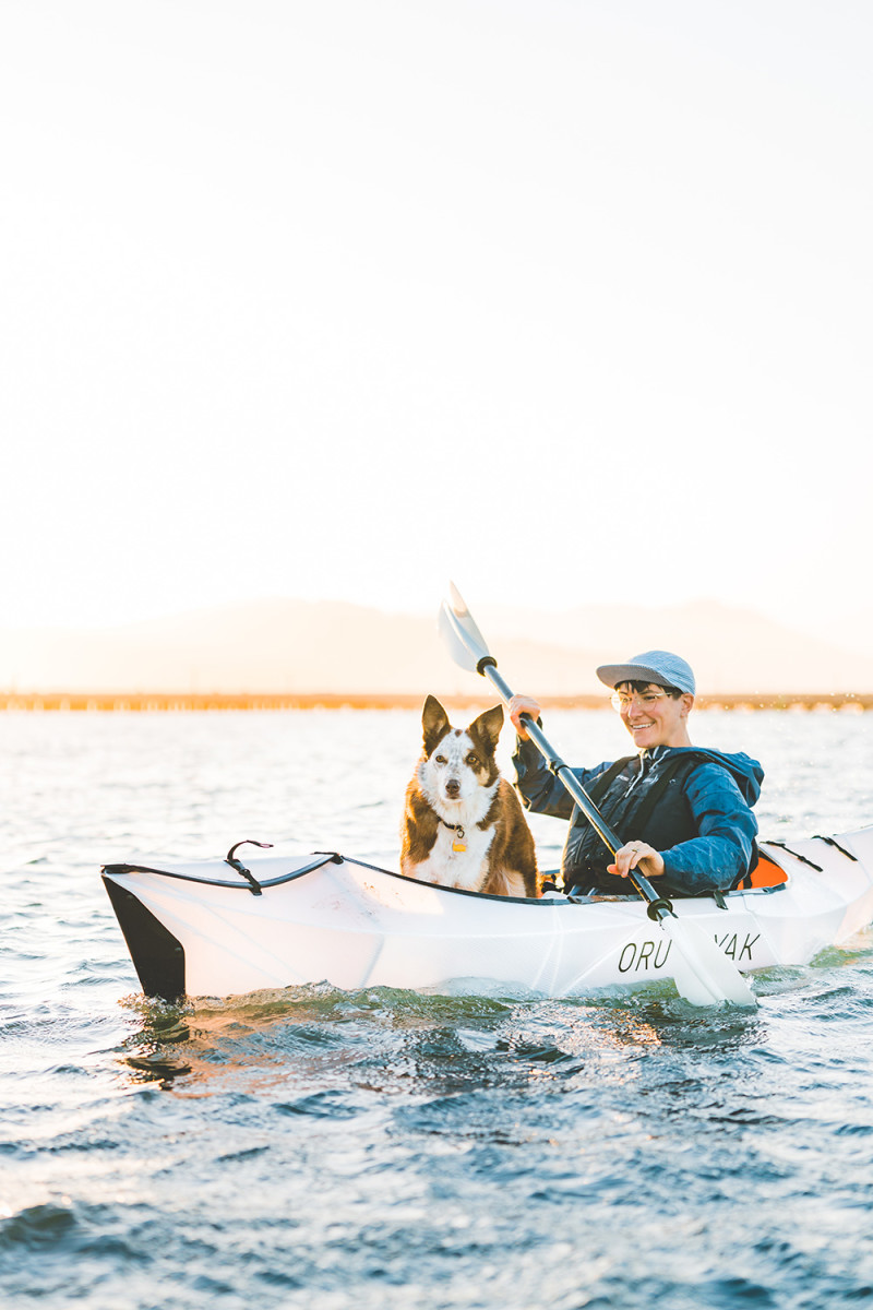 The Most Compact Folding Kayak Is Also the Most Affordable • Gear ... | 1200x800