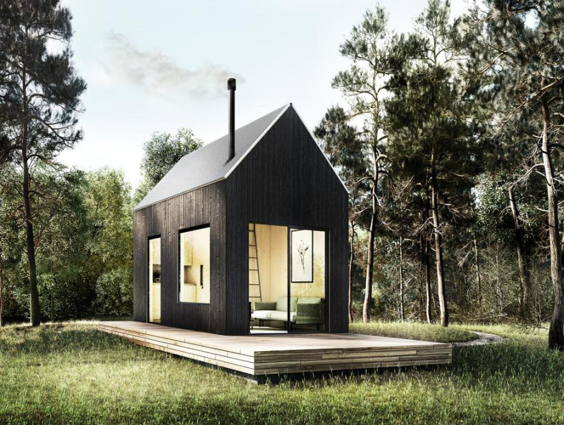 Best Modern Cabin Kits & Cheap Prefab Tiny House | Field Mag on tiny vintage house plans, tiny row house plans, tiny italian house plans, tiny house floor plans, tiny house plan books, tiny shack house plans, tiny gothic house plans, tiny fairy tale house plans,