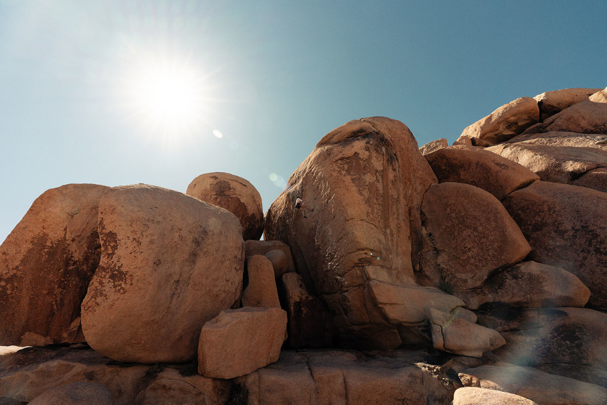 Existential Explorations of Rock & Mind in Joshua Tree, CA