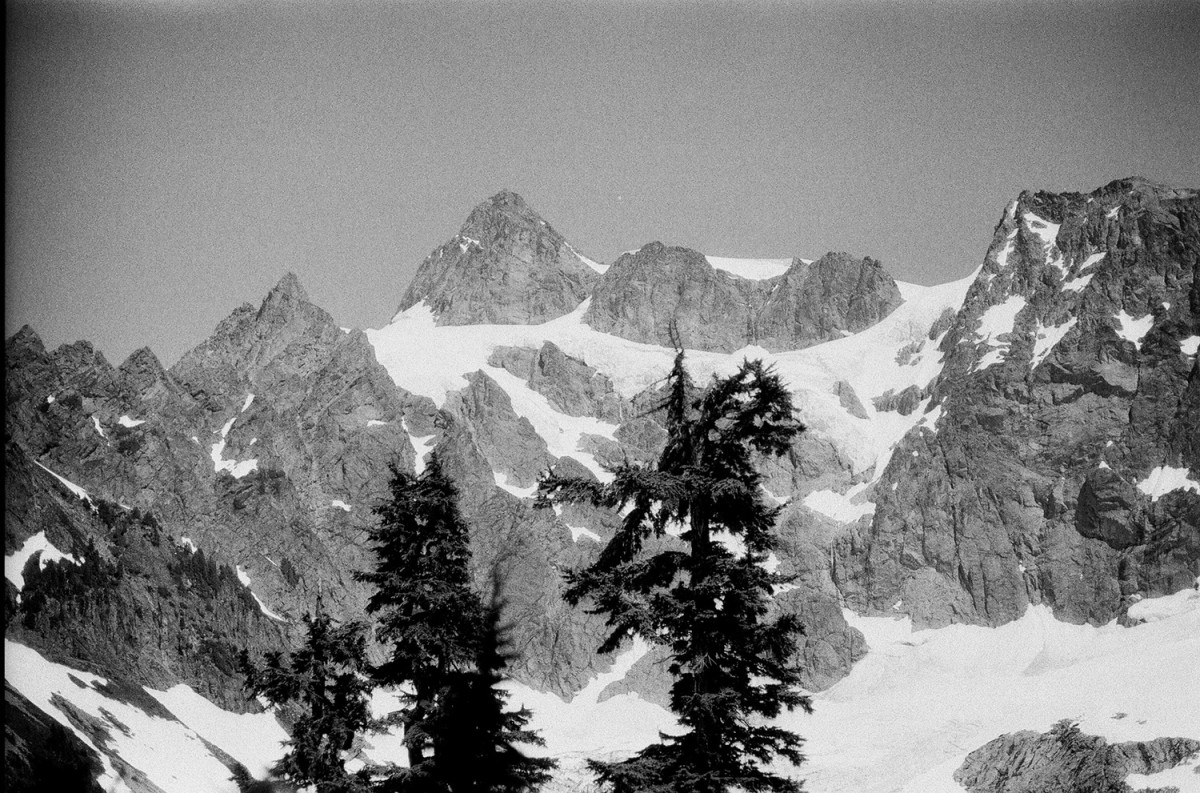 Summiting Washington's Mount Shuksan