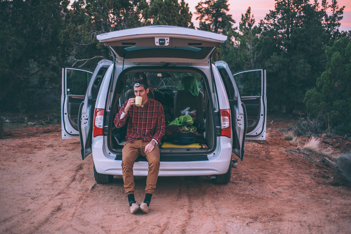 Vanlife Hack: Renting the Life For One Week