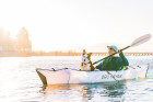 Oru Kayak Launches Inlet, the Most Portable Origami Kayak Ever