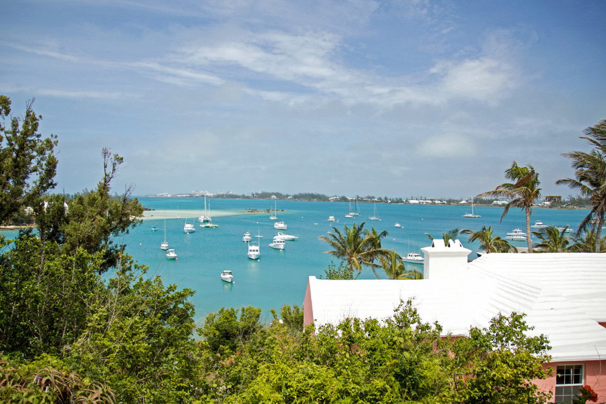 Sailing on Steroids in Bermuda