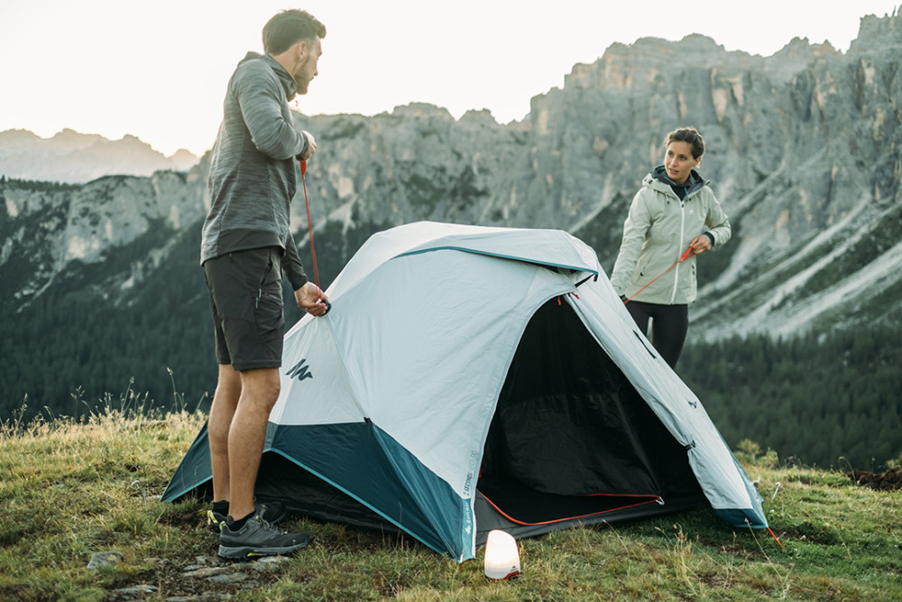 Decathlon Introduces Hugely Innovative Two Seconds Easy Tent Field Mag