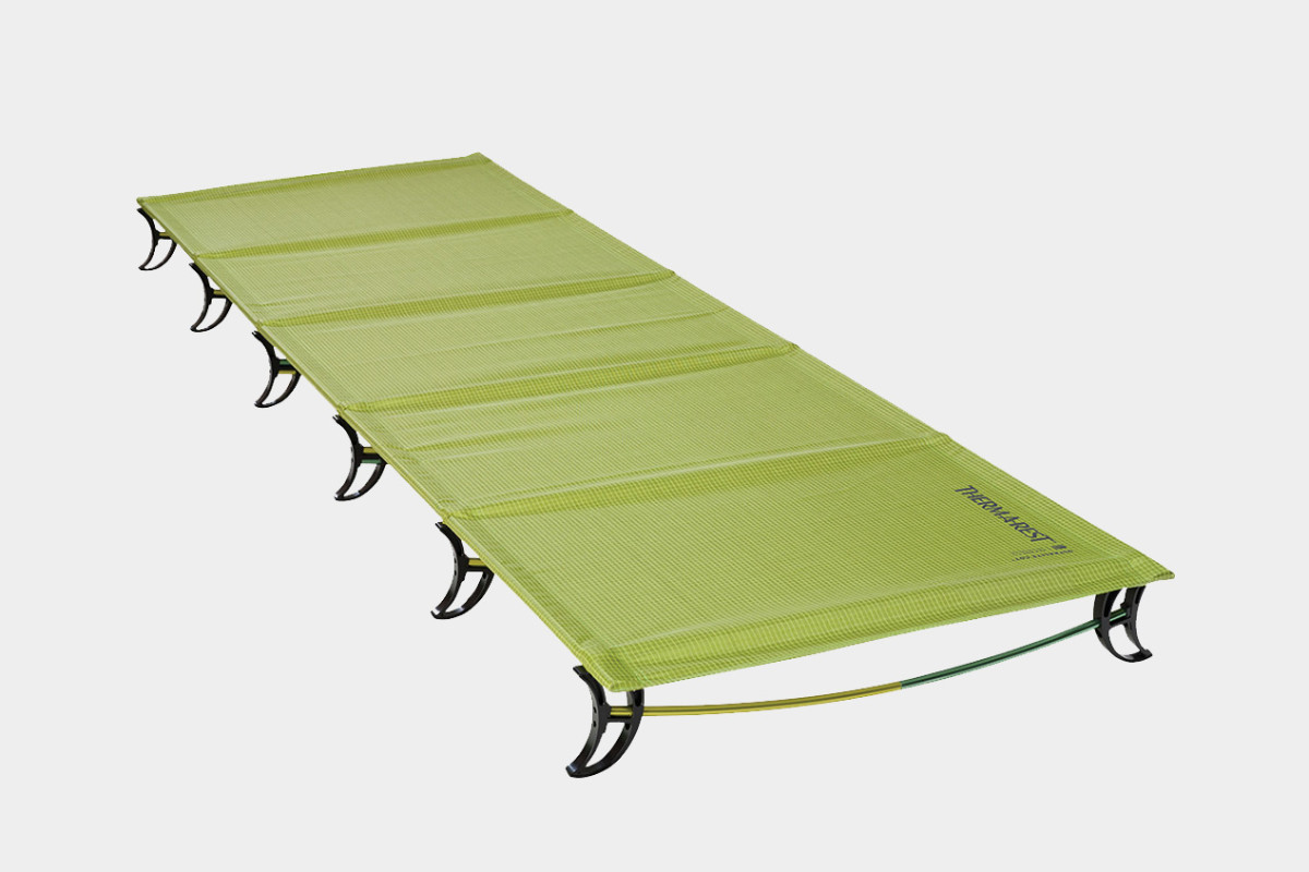 Three Lightweight Cots for a Better Sleep While Camping