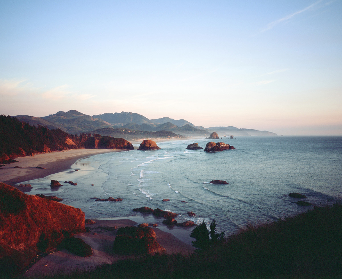 Film Photos From a 3 Week Road Trip Down the Pacific Coast Hwy