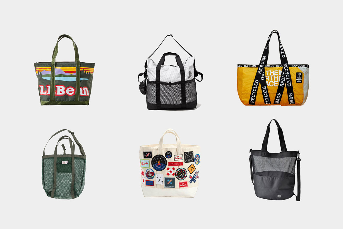 4e8ada17edde 10 Best Waterproof Tote Bags for Outdoor Gear | Field Mag