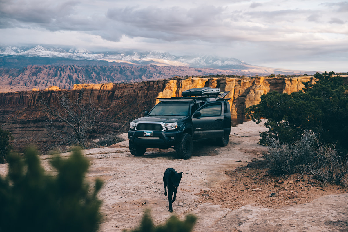 Why The Ideal Adventure Rig Isn't a Van—It's a Pickup Truck