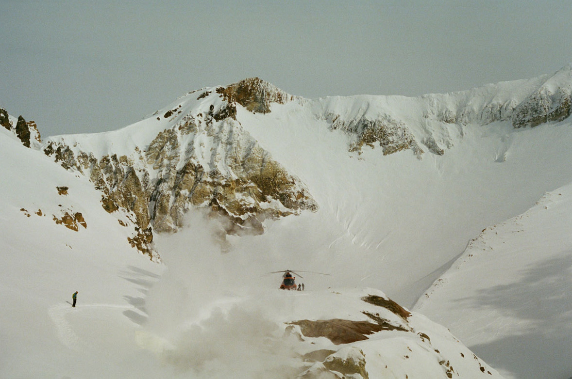 The Dream of Kamchatka: Skiing Oceanside Volcanos in Russia