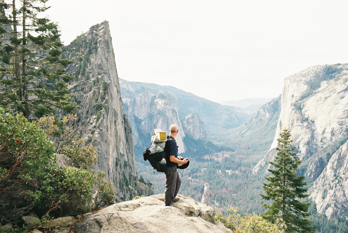 Mile High Camping in Yosemite National Park