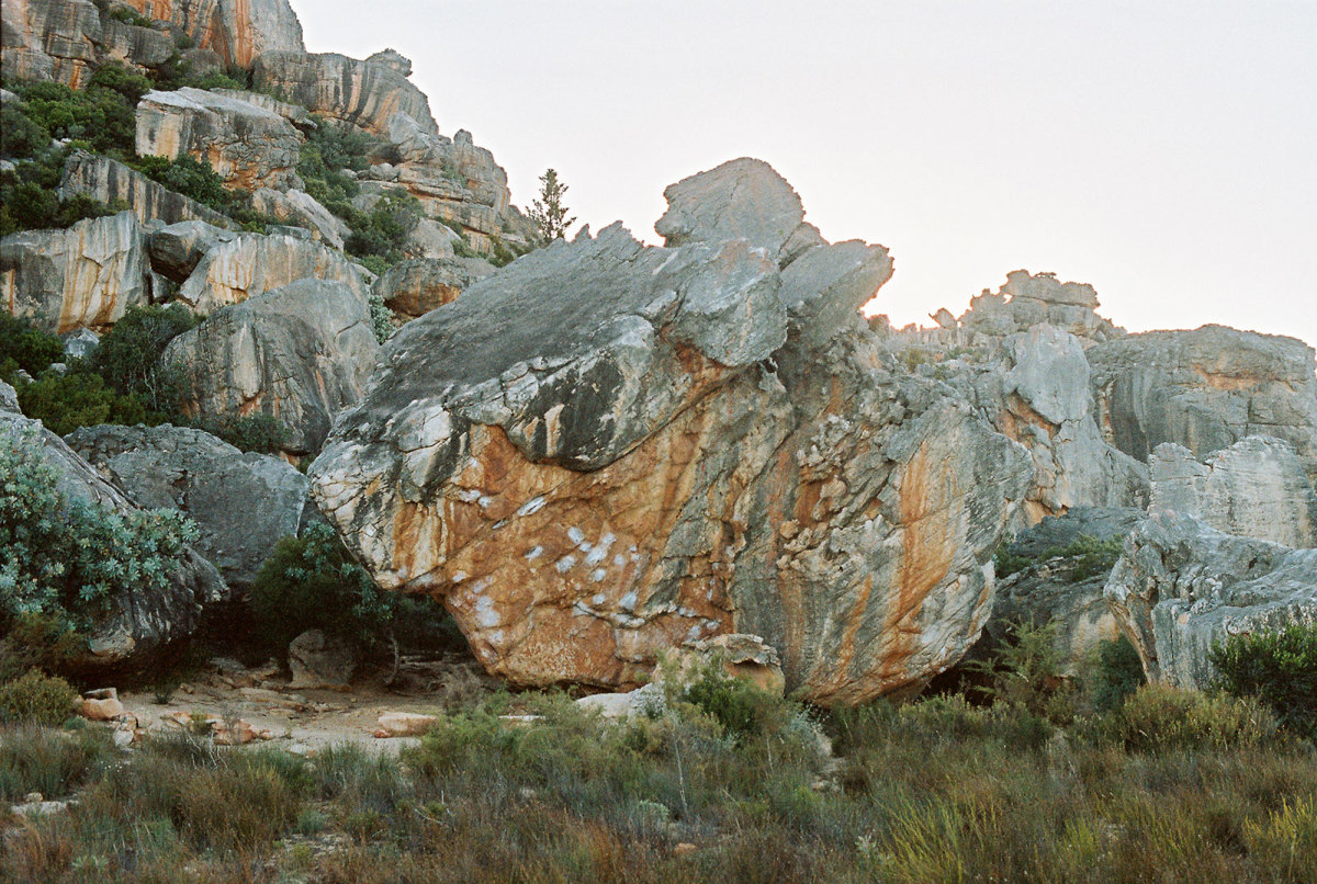 A Humbling Holiday at Rocklands,  South Africa's Sandstone Mecca