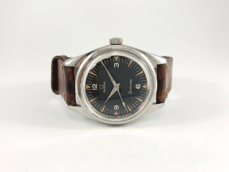 Omega Railmaster 135.004-63 - all original 0