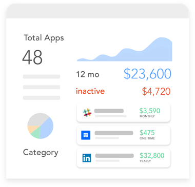 SaaS Spend Reporting