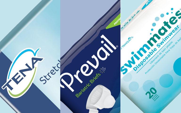 Image of different Diaper Logos.