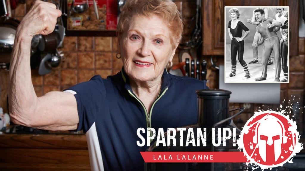 169: At 91 still the Queen of Fitness | Lala Lalanne