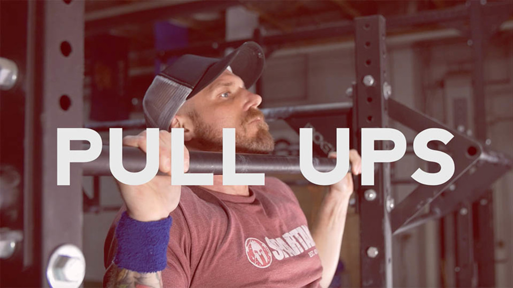 Workout of the Day Video: Pull Ups