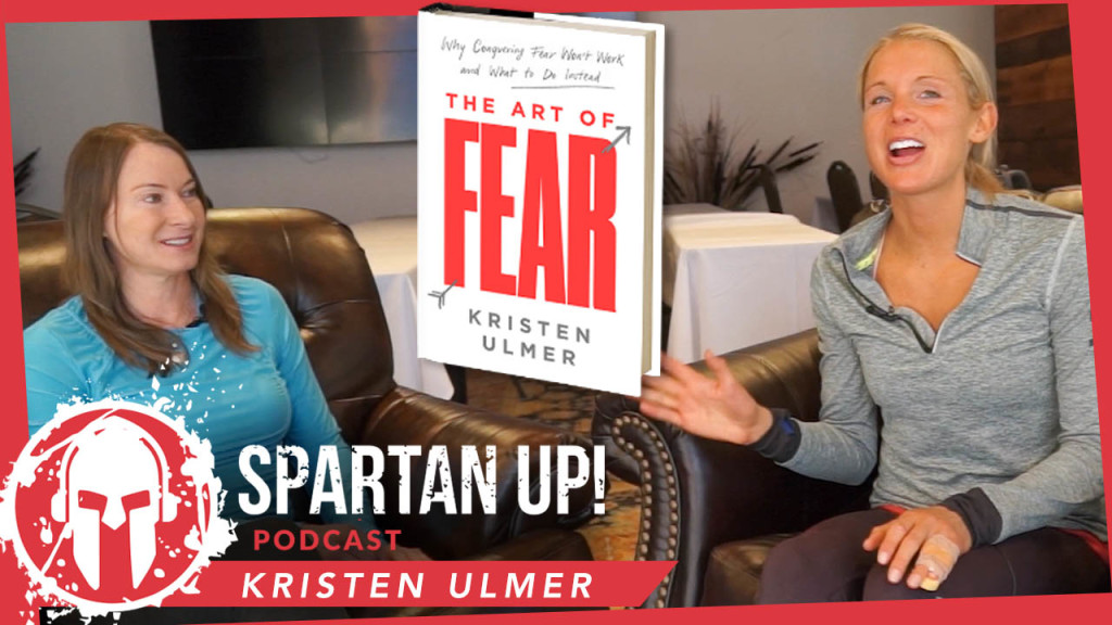 176: A New Way to Live with Fear | Extreme Skier Kristen Ulmer with Amelia Boone