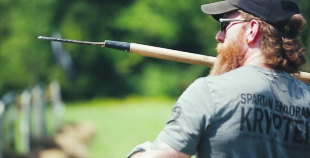 Spartan Race Inc  Obstacle Course Races | Spartan Race Spear Throw