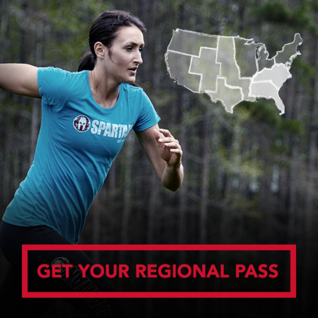 Regional Race Pass Overview