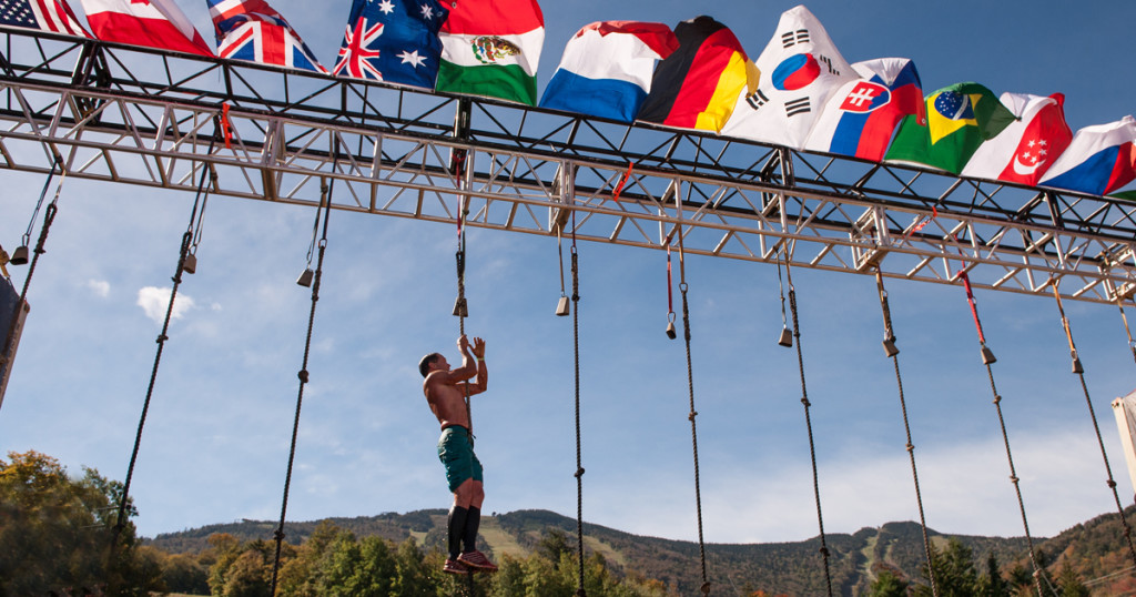 Challenge Yourself To A Spartan Summer