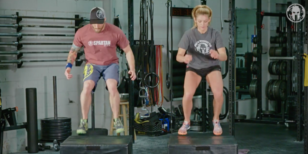 Workout of the Day Video: Box Jumps