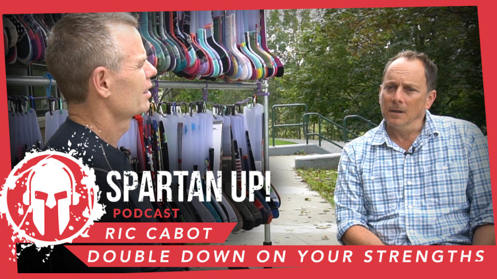 181: Darn Tough Founder Ric Cabot | Double Down on Your Strengths