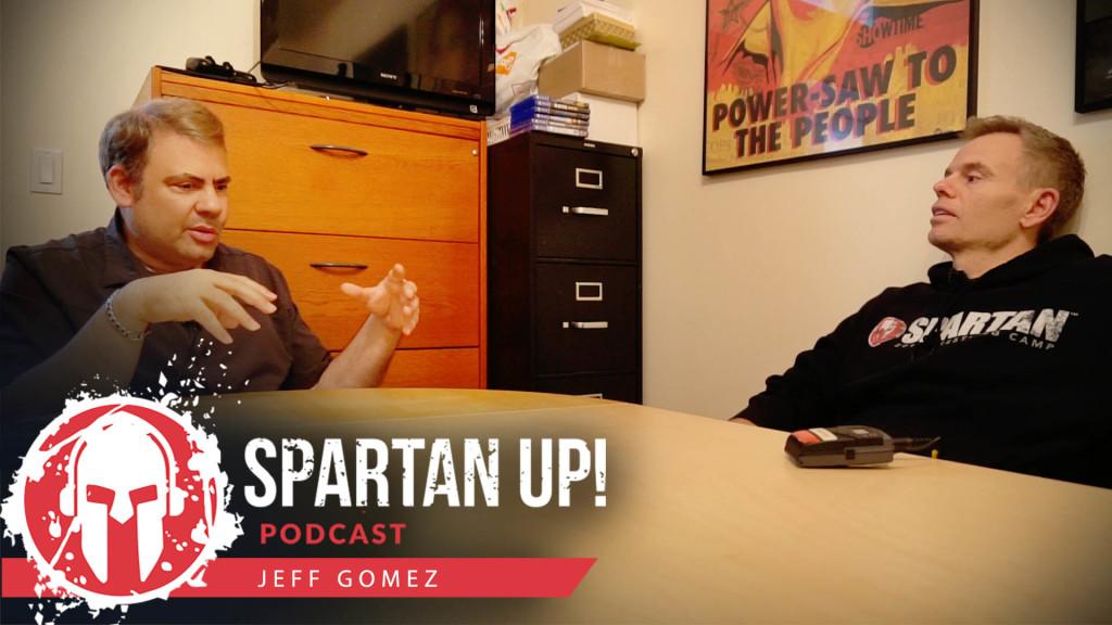 160: Jeff Gomez | Rewrite Your Story