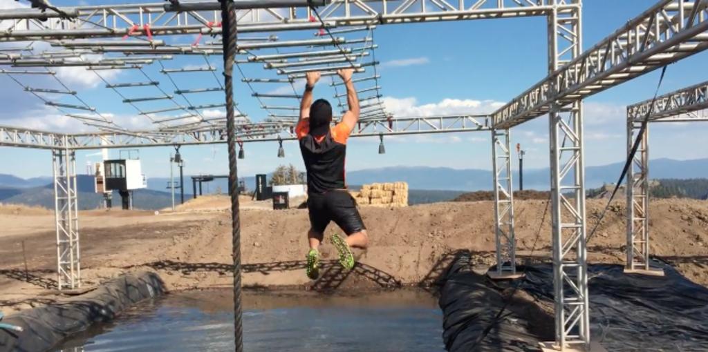 Ape Hanger | Obstacle Tutorial