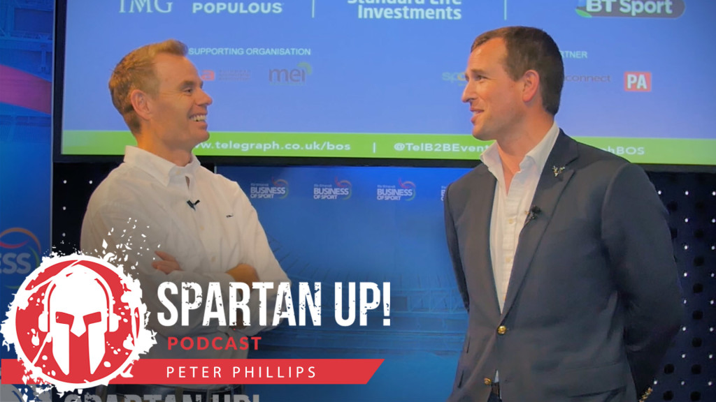 164: Peter Phillips | Can the Royal Family Teach you Anything About Grit?