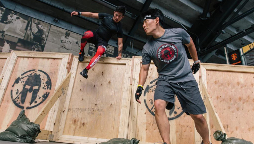 Workout Tour & Obstacle Challenge