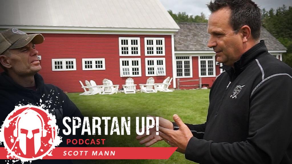 165: Warrior Story Teller | Scott Mann