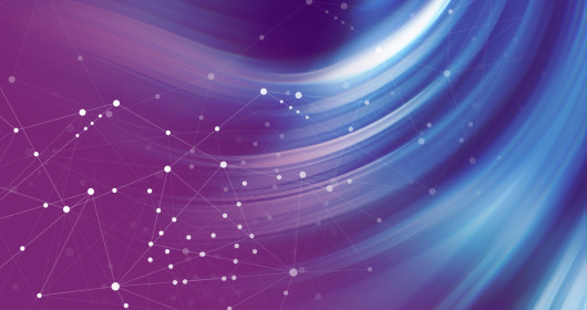 abstract purple blue background