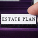 Estate plan file folder