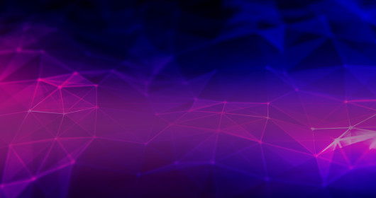 dark purple polygonal background
