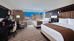 ARIA Hotel Room!