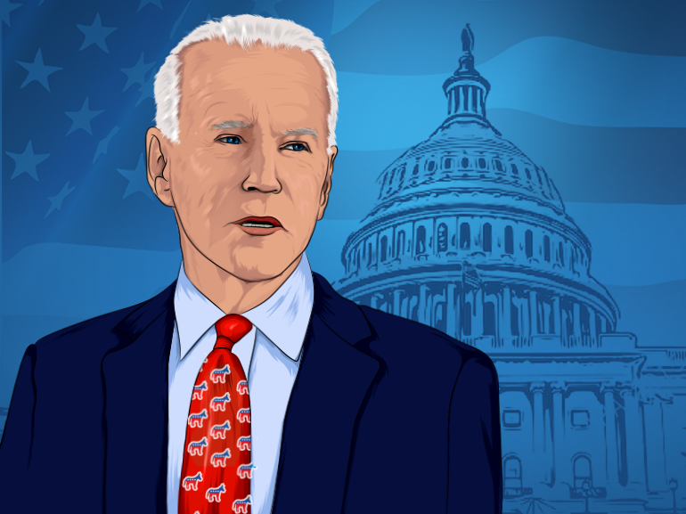 Markets Shift on Biden's First Day
