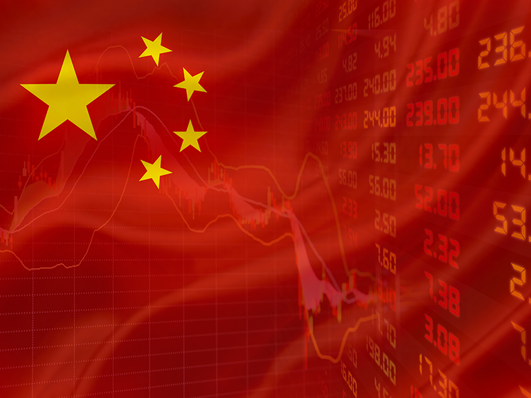 China's Economy Grew in 2020