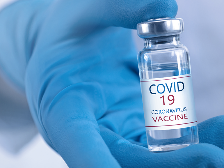 Pfizer Soars With Covid-19 Vaccine Announcement