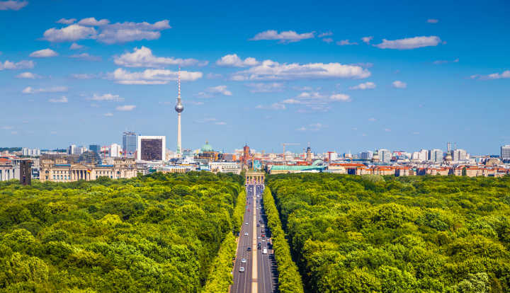 Discover Berlin, the world's best city for a sustainable vacation