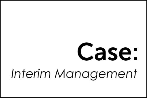 Case: Interim Management