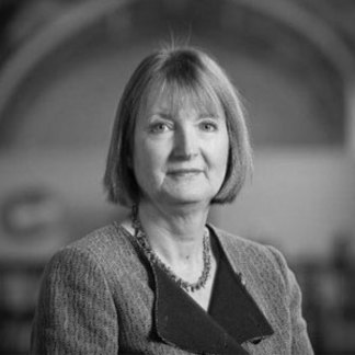 Profile photo of Harriet Harman MP