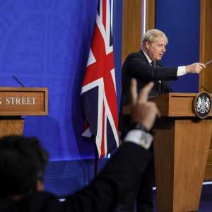 Boris Johnson, Rishi Sunak and Sajid Javid press conference