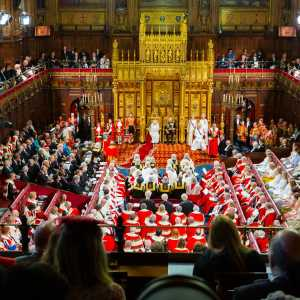 The Queen's Speech during the State Opening of Parliament, October 2019 (UK Parliament / CC BY-NC 2.0)