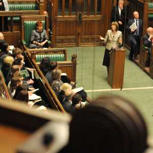 Harriet Harman speaker to new Members of Parliament
