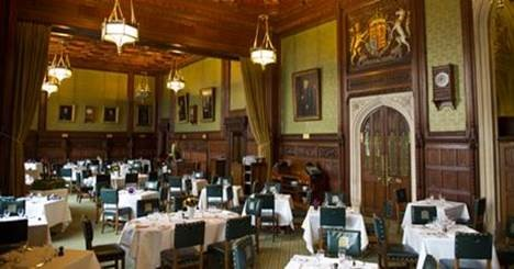 Members Dining Room, House of Commons