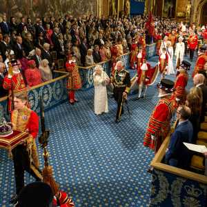 The Royal Procession during the State Opening of Parliament, October 2019 (UK Parliament / CC BY-NC 2.0)