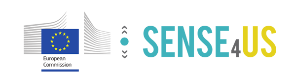 EC and Sense4Us logos