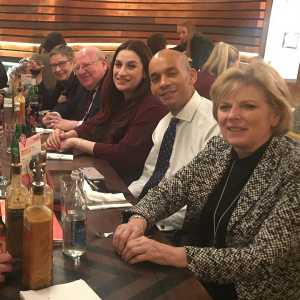 The Independent Group of MPs at Nandos