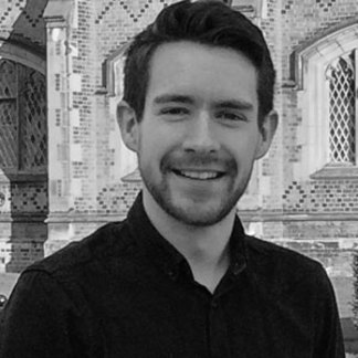 James Pow, PhD researcher, Queen's University Belfast