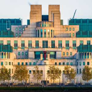 The Ministry of Intelligence Section 6 (MI6), London / © Adobe Stock